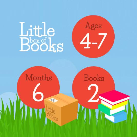 6months, 2books, 4-7