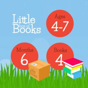 6 months, 4 books, 4-7