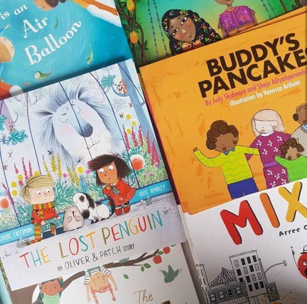 INclusive and representative children's books