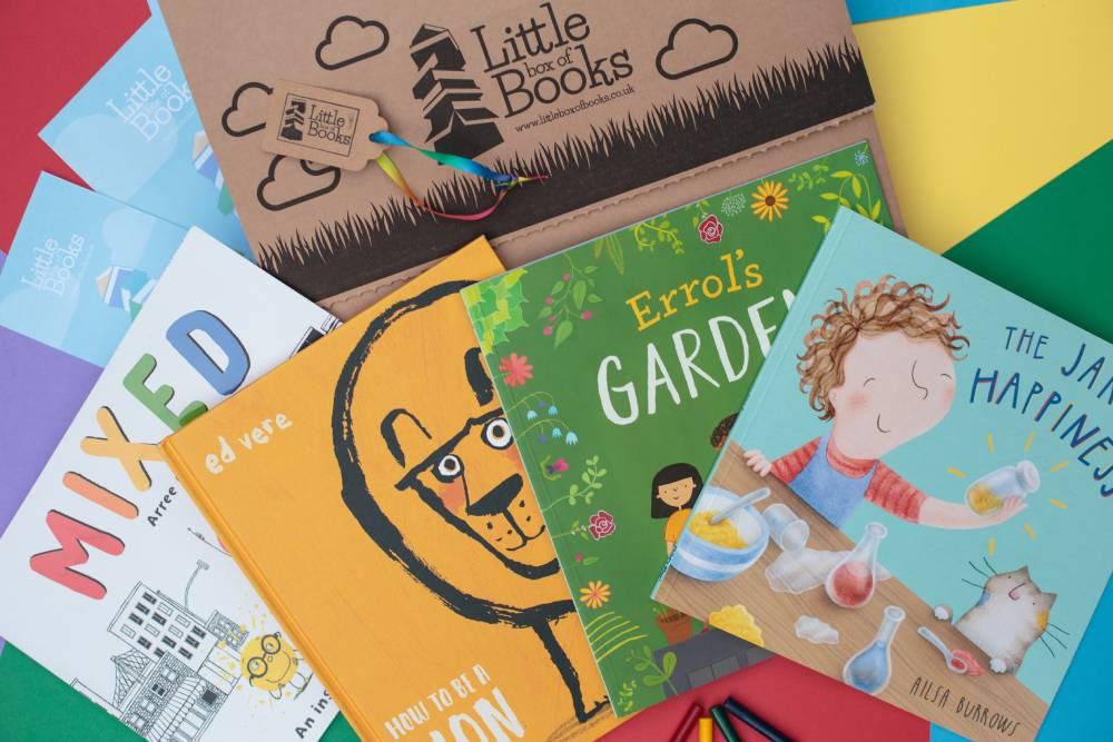 Inclusive and representative children's subscription box