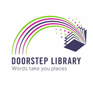 Logo for Doorstep Library