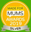 Made For Mums Silver Award Winner